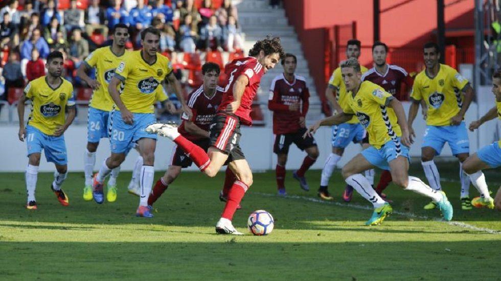 .Mirandés y Lugo continúan sin perder