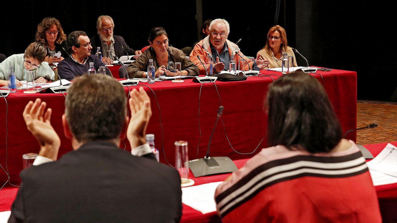 En directo: el Gobierno explica el pacto presupuestario con Podemos.La exconsejera Ortega y Mas salen del Tribunal de Cuentas