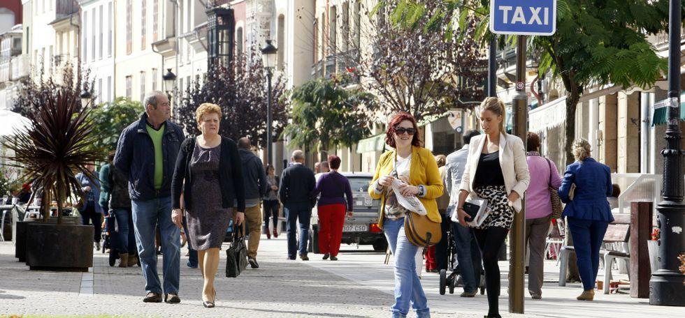 El alcalde destaca la «calidad de vida» y los servicios como foco de atracción de Ribadeo.