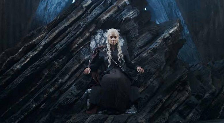 El trono inesperado de Daenerys Targaryen.