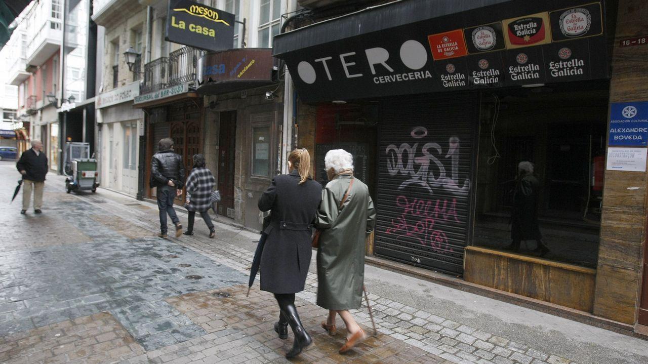«Las rebajas ya no existen».Manifestación del 8M en Asturias