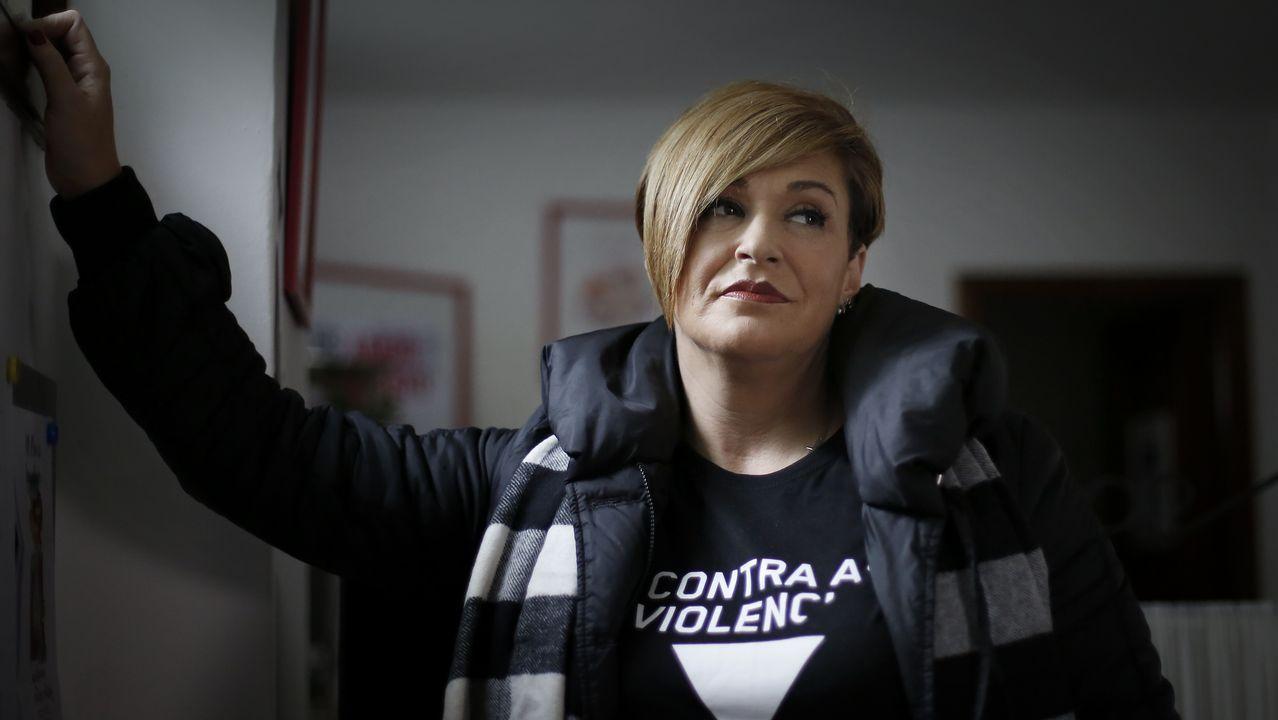 «Mi hija me dio la fuerza para vencer. Ahora me apoya para ayudar a más víctimas»