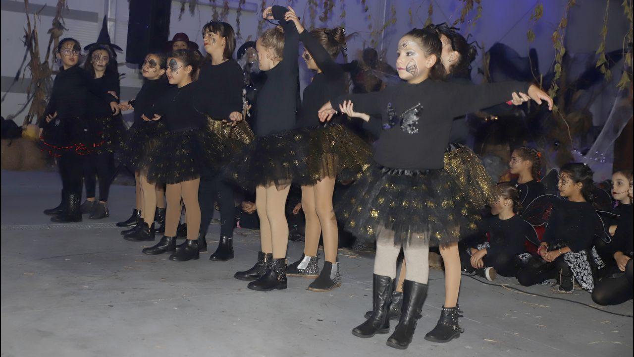 ¡Alfaia celebra un samaín con baile en Ribeira!