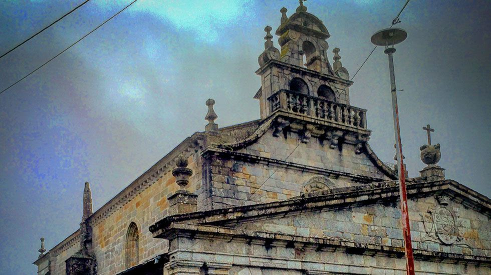 Santa María de Vilabade.Santa María de Vilabade