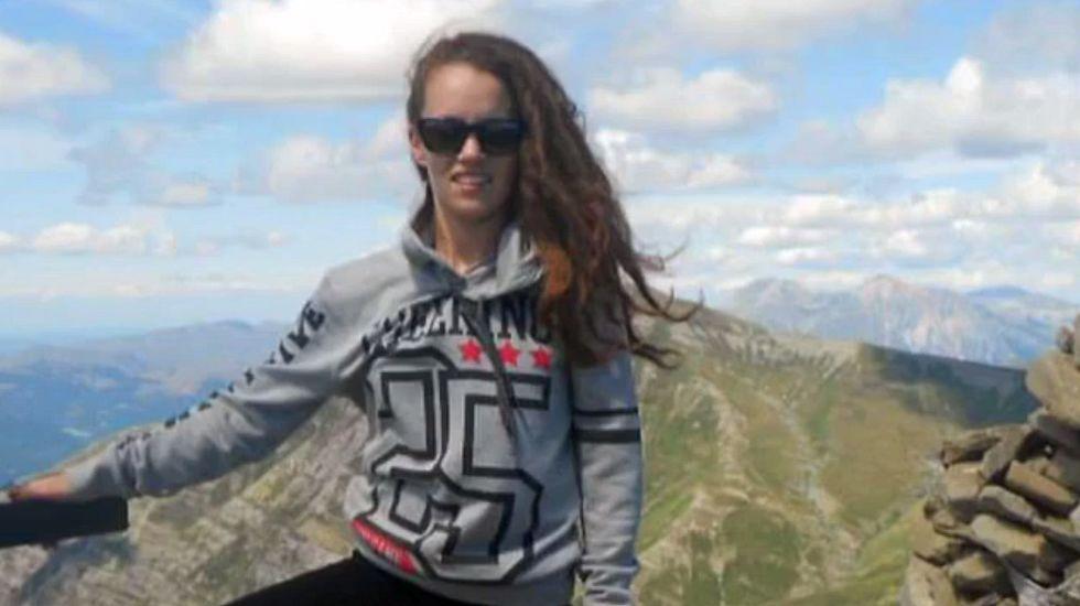 Ana Huete, una joven de Granada, fallece en el terremoto de Italia.