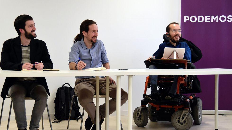Echenique sobre Colau: «Las opiniones son legítimas. Pero discrepancias políticas no las hay».