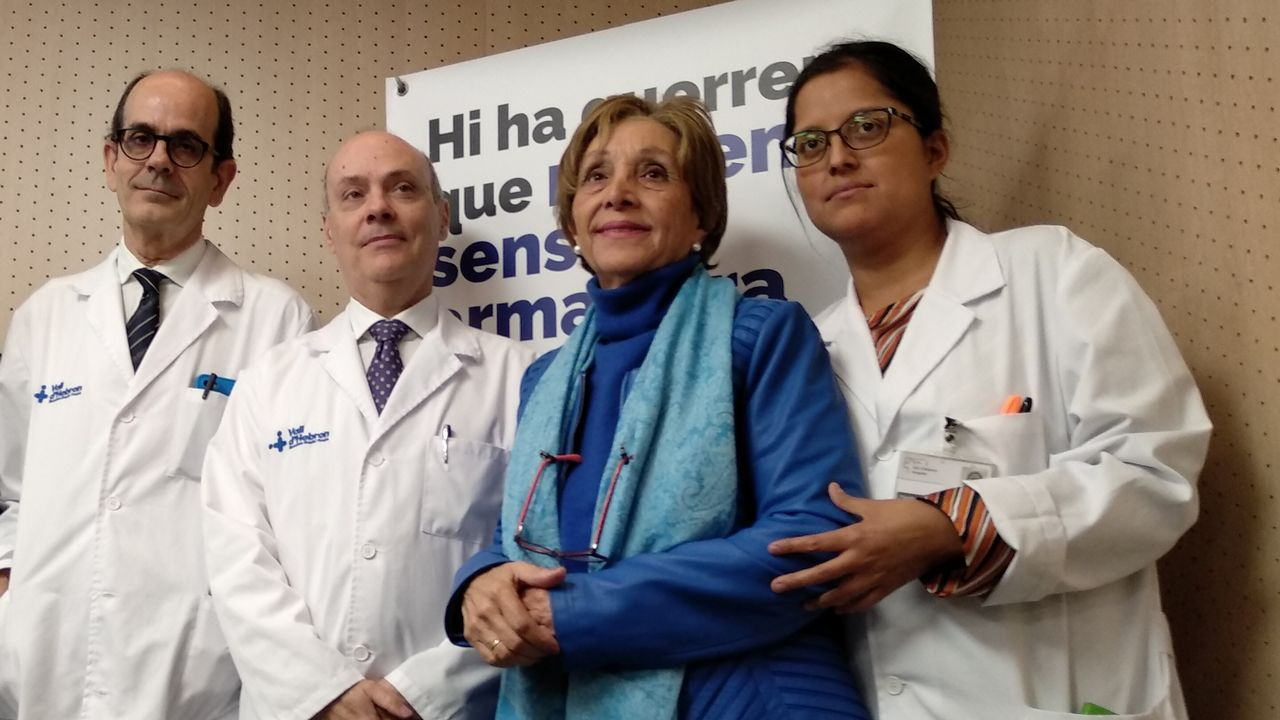 Parir en casa: una práctica con riesgos médicos y legales.Nancy Pelosy junto a Donald Trump