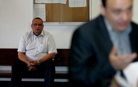 .<span lang= es-es >A juicio ya como exalcalde</span>. En el año 2006, al que corresponde la imagen de archivo, José Antonio Rodríguez llegó a la Audiencia como acusado y fue condenado sin ostentar cargo alguno.