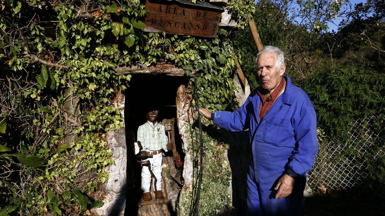 Alerta: árboles caídos y maleza están formando una presa natural en Landrove