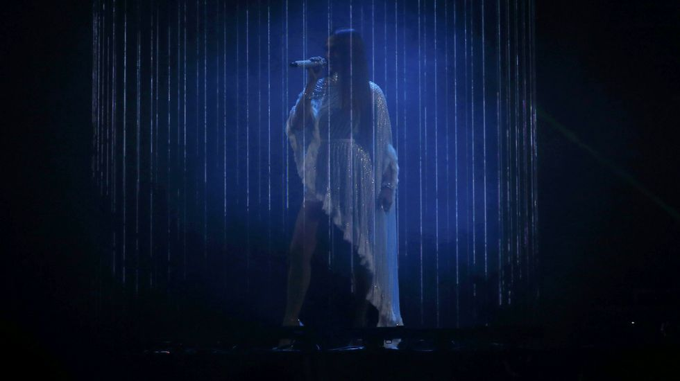 La Gala de los Grammy Latino 2016, en imágenes.MELENDI, EN CONCIERTO