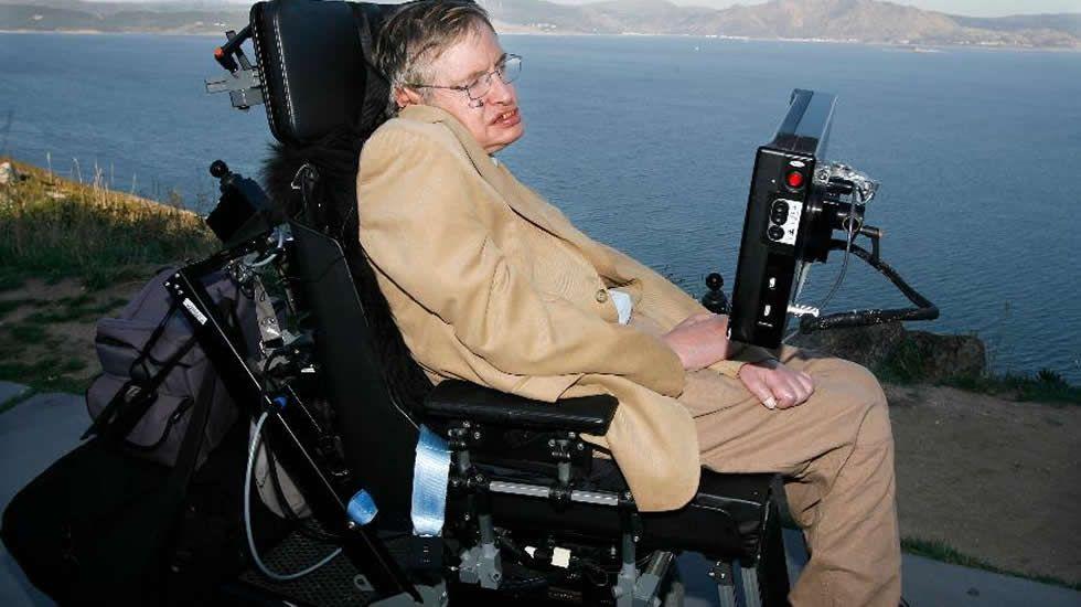 Un lugar de Galicia llamado Stephen Hawking