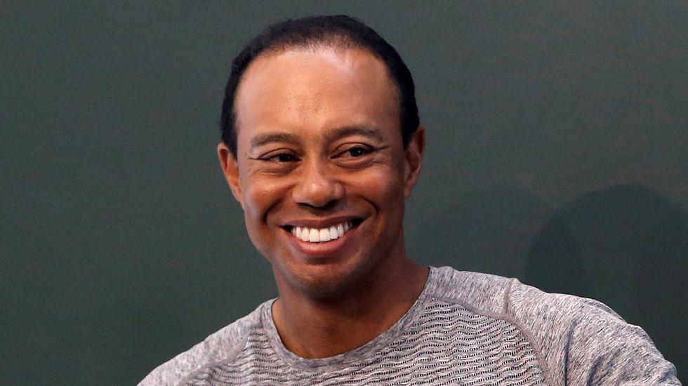 Ángel Antonio del Valle, presidente de Duro Felguera.Tiger Woods