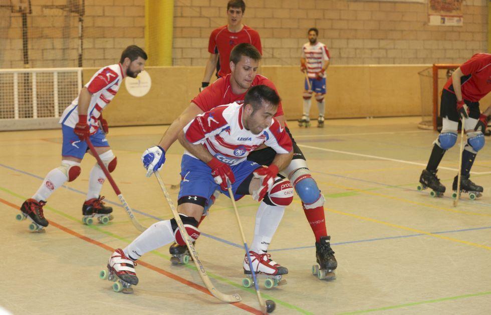 El Escola Lubiáns derrotó al Traviesas de Vigo por 7-1.