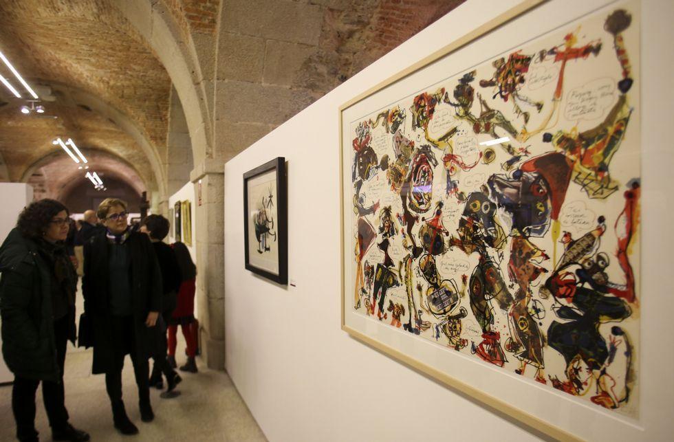 El cómic reinterpreta la pintura más popular.The Velvet Undeground & Nico
