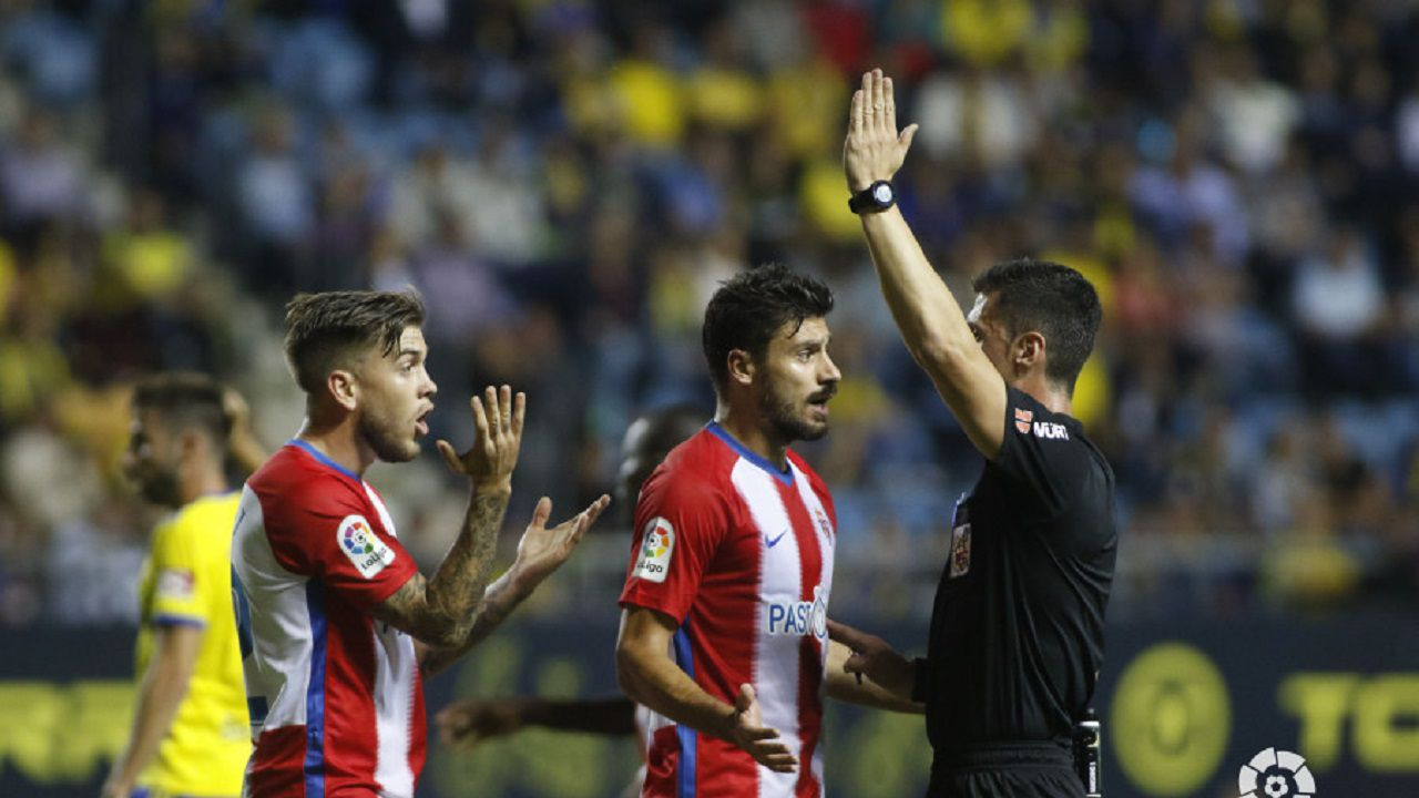 Diegui Johannesson Real Oviedo Sporting Carlos Tartiere.Sporting