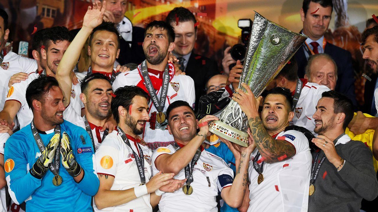 Celebraciones de la Liga Europa del 2016