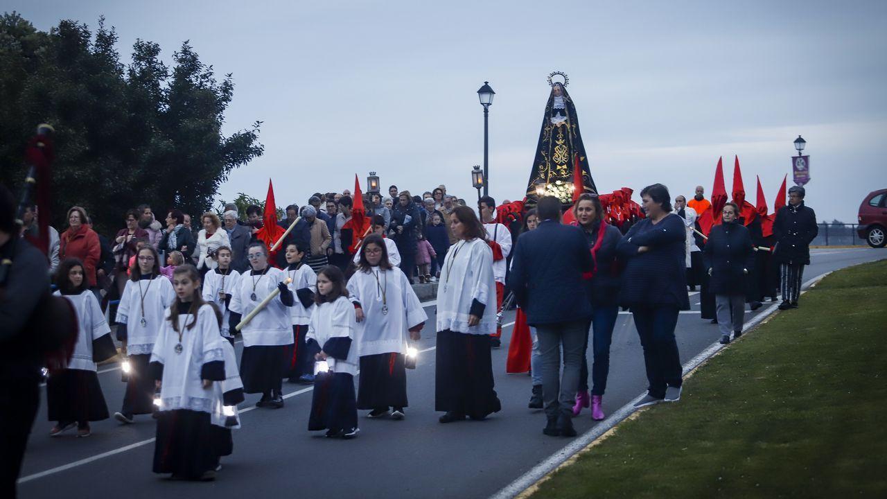 ¡Mira aquí las fotografías de las procesiones de la virgen de los Dolores!