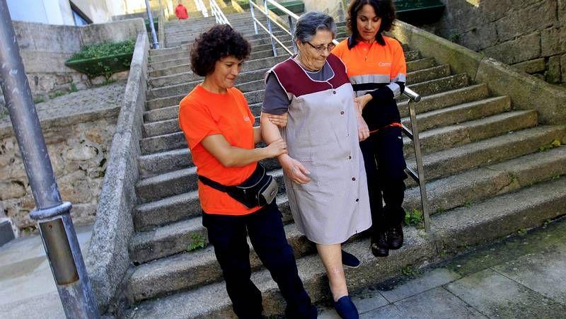 Los cuidadores de Vigo