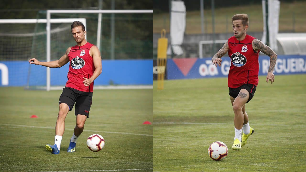 Héctor Ruiz, Sergio Sánchez y Jofre Mateu