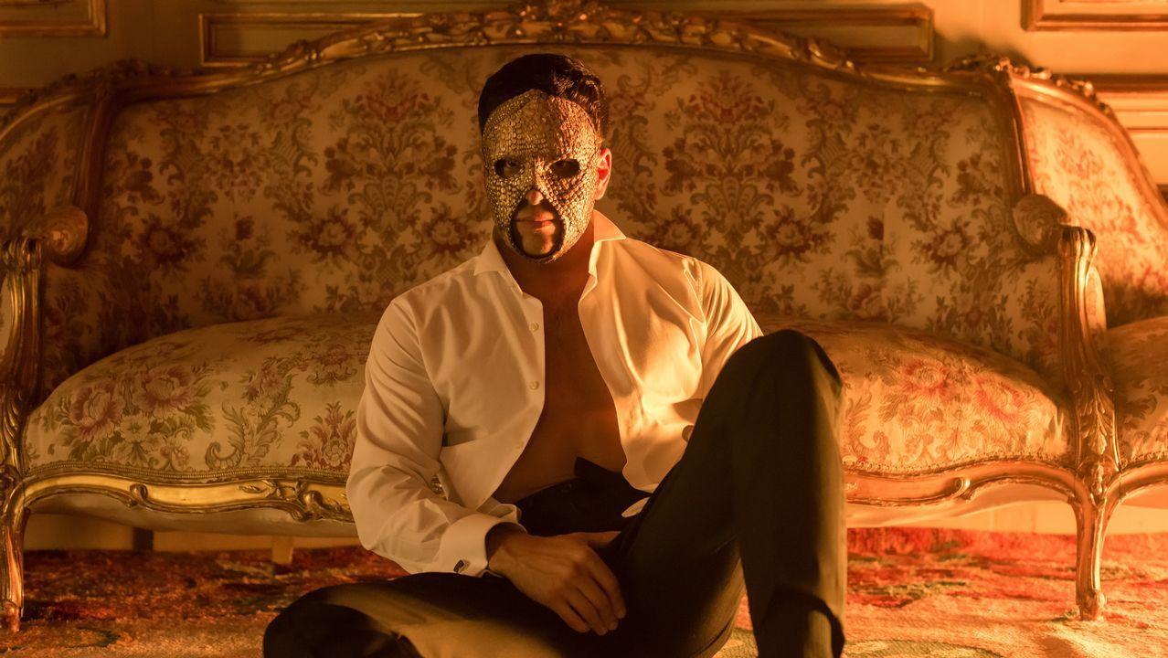 Enrique Arce interpreta a Arturo en «La casa de papel»