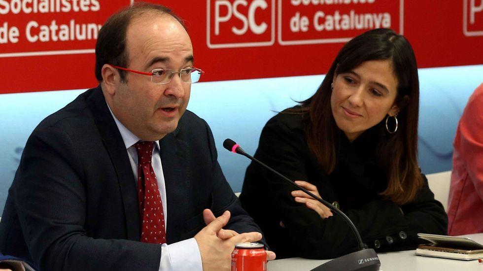 Rebeldes en el PSOE