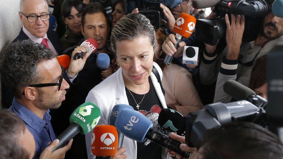 Diana López: «Somos optimistas todos los días»