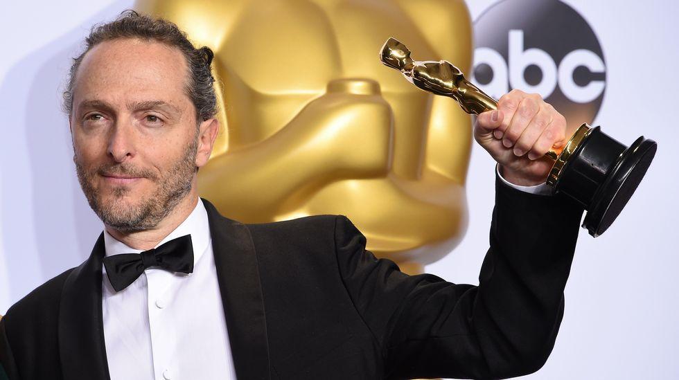Emmanuel Lubezki, mejor director de Fotografía por «El renacido».