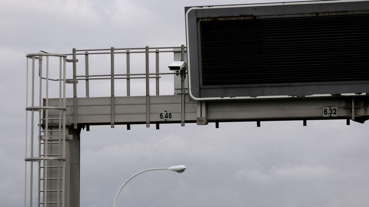 Las cámaras que detectan el uso del cinturón solo grabarán al conductor.