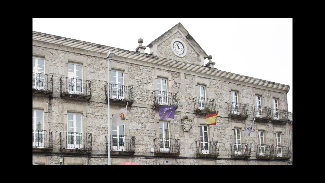 Presentación de la candidatura del PSOE en Guitiriz