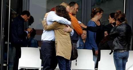 Los hosteleros establecieron un banco de habitaciones en el Cersia para atender a los familiares de las víctimas.