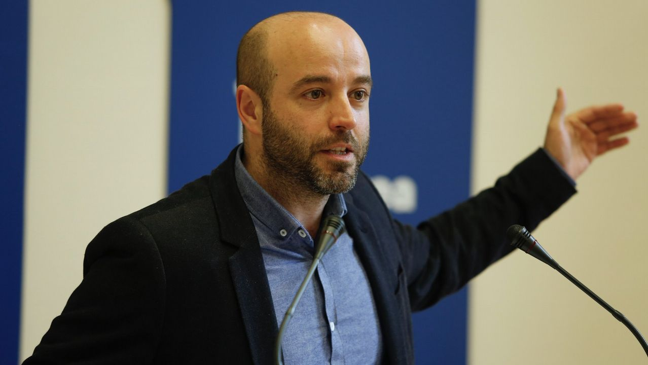 Errejón se presentará como candidato a la Comunidad bajo las siglas de «Más Madrid».Luis Villares en una imagen de archivo
