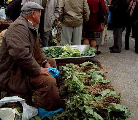 Galicia exige etiqueta y pone límite a la venta de productos del campo en ferias