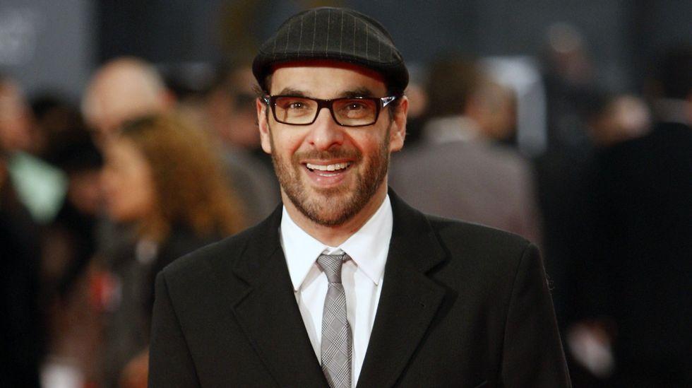 .El actor Luis Merlo, en una imagen de archivo.