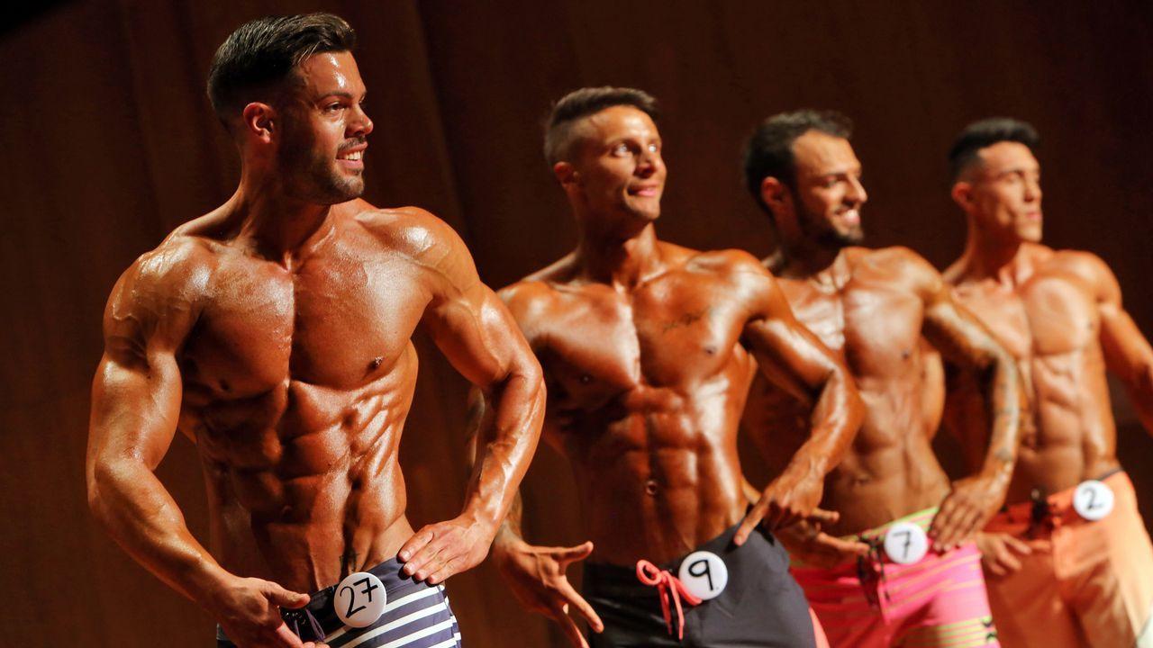 Culto ao músculoen Valga