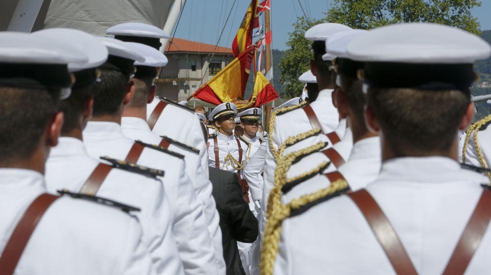 Estos son los nuevos oficiales de la Armada