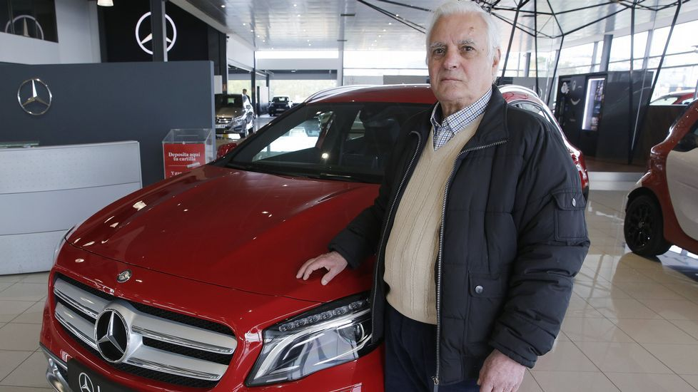 Ya tenemos ganador para el Mercedes de La Voz de Galicia