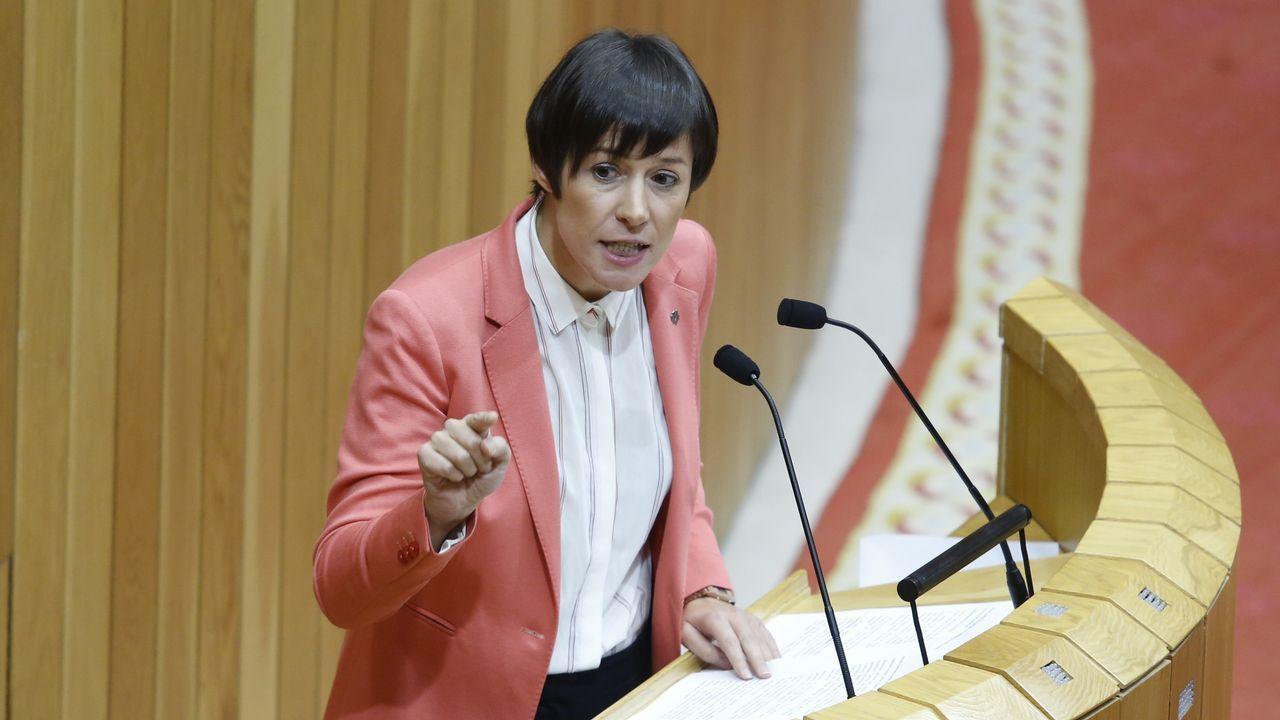 El presidente combina la mano tendida a PSOE y BNG con el garrote a En Marea
