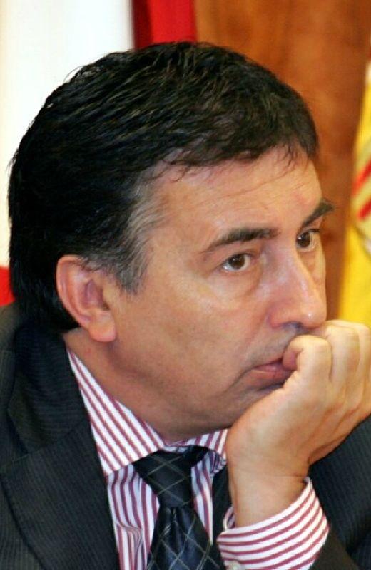 Juan Ramón G. Carnero fue el antecesor en el cargo de Luis García.