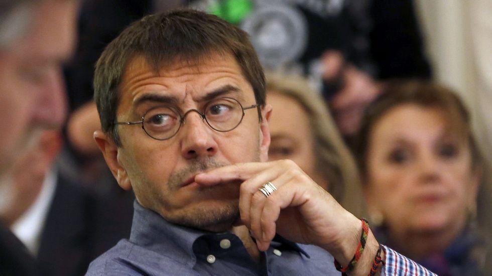 Pablo Iglesias: «Monedero ha presentado su dimisión y la he aceptado»