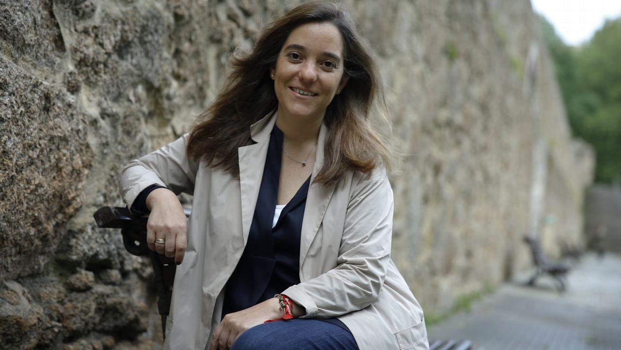 Ines Rey.Inés Rey es la candidata del PSdeG a la alcaldía de A Coruña
