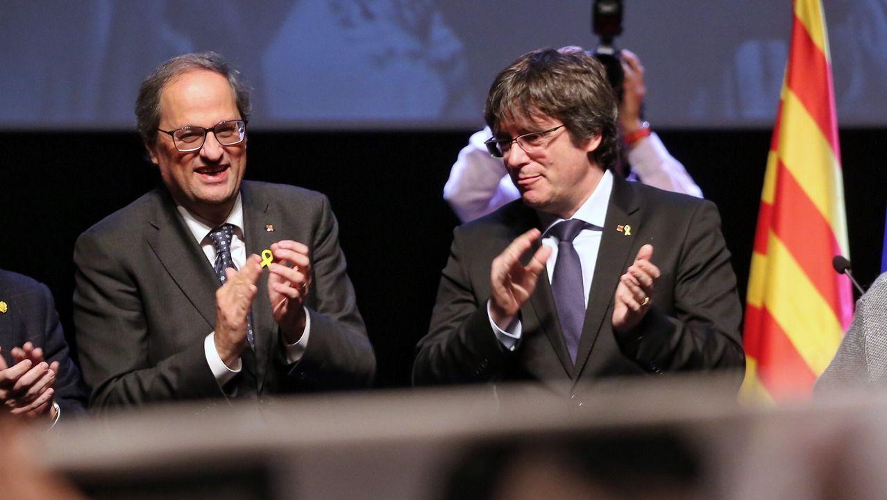 Pablo Casado, hoy durante el acto de clausura de la Convención de Economía y Empleo del PP en Zaragoza