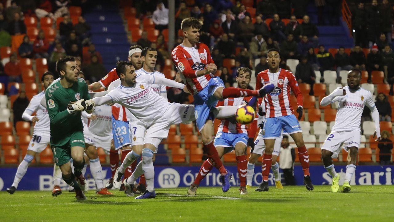 Christian Fernandez Jonathan Pereira Alcorcon Real Oviedo Santo Domingo.Juan Antonio Anquela en el Martínez Valero
