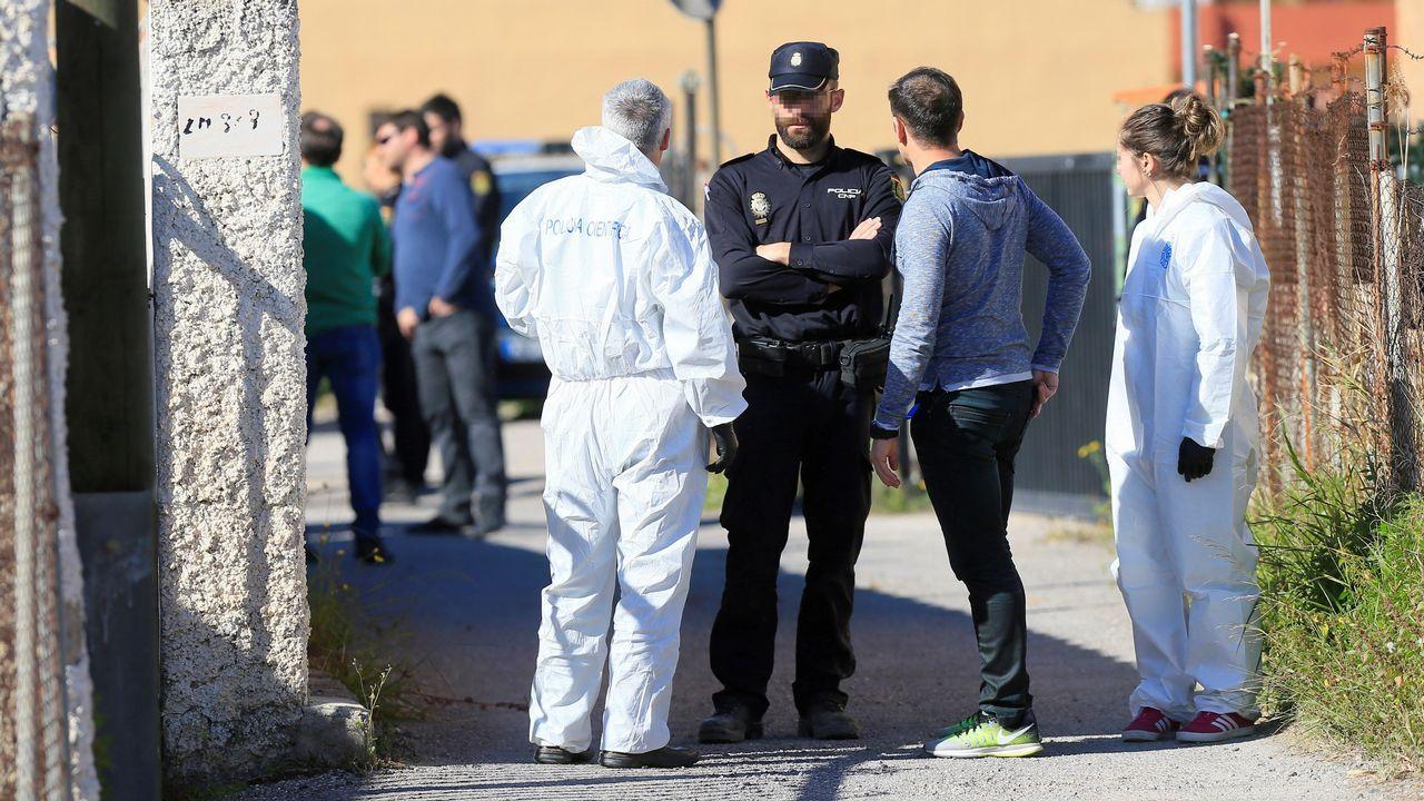 Detenido un hombre en Castellón por la muerte del padre de su expareja.