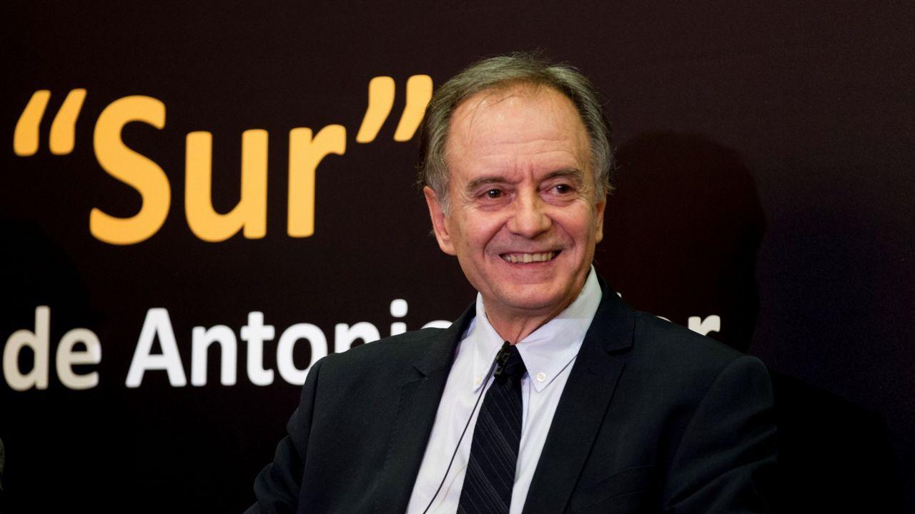 Antonio Soler ha ganado por la novela «Sur»