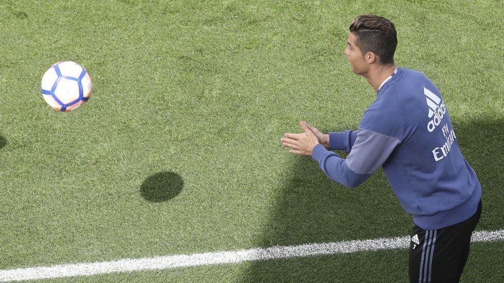 Las mejores fotos del Deportivo-Real Madrid