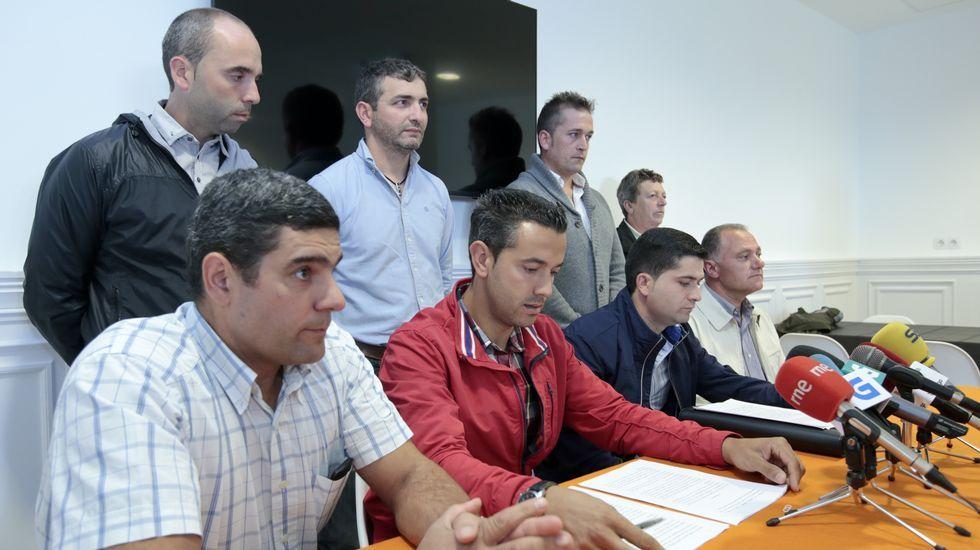 El empresario Carlos Slim aprovechó su visita a A Coruña para conocer el restaurante de Pablo Gallego.
