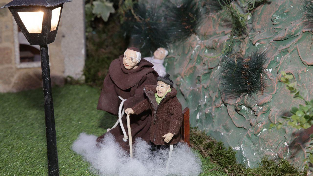 Recuerdo al Padre Isorna y a José  o rato