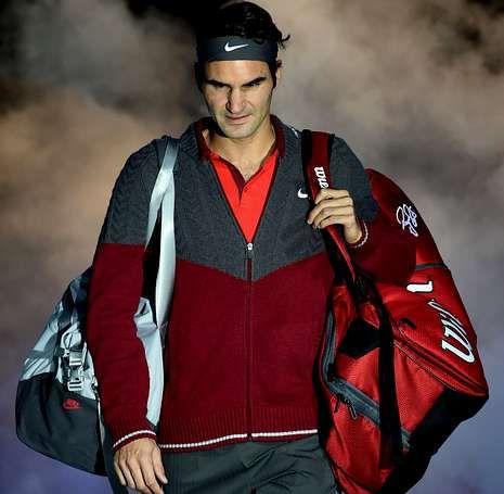 Francia y Suiza pelean por la Davis.Federer ya ganó seis veces el último campeonato de la temporada de la ATP.