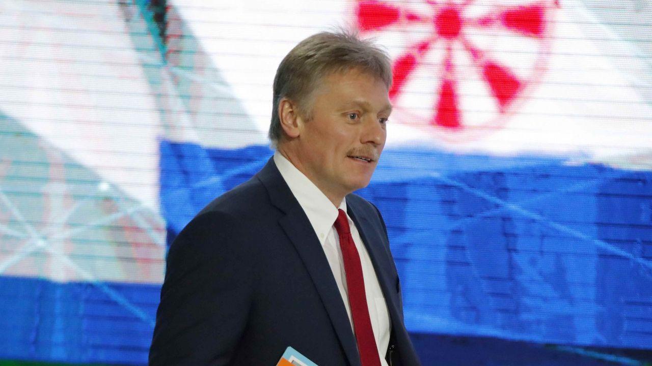 Así se vivió el apagón en el mundo.Peskov trabaja para Putin desde el 2000