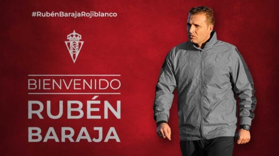 El Deportivo se prepara para jugar en el Bernabéu.Ruben Baraja